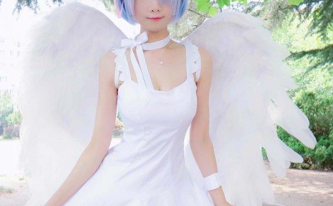 蕾姆天使装